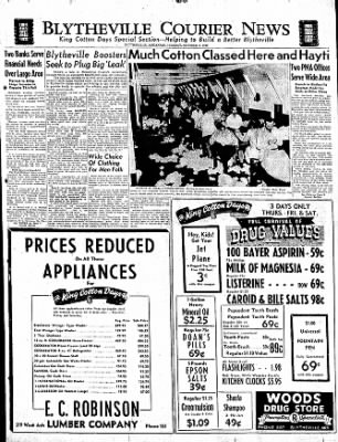 The Courier News from Blytheville, Arkansas on October 4, 1949 · Page 17