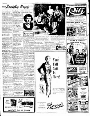 The Courier News from Blytheville, Arkansas on October 19, 1951 · Page 1