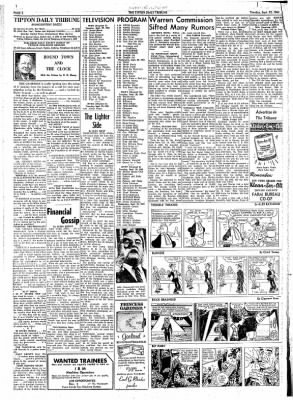 The Tipton Daily Tribune from Tipton, Indiana on September 29, 1964 · Page 2