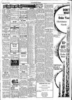 The Tipton Daily Tribune from Tipton, Indiana on September 29, 1964 · Page 5