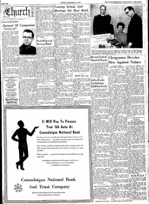 The Daily Messenger from Canandaigua, New York on November 12, 1965 · Page 10