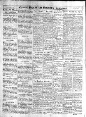 The Bakersfield Californian from Bakersfield, California on December 10, 1946 · Page 20