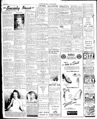 The Courier News from Blytheville, Arkansas on June 17, 1947 · Page 1