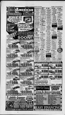 The Times from Shreveport, Louisiana on August 7, 2009 · Page 34