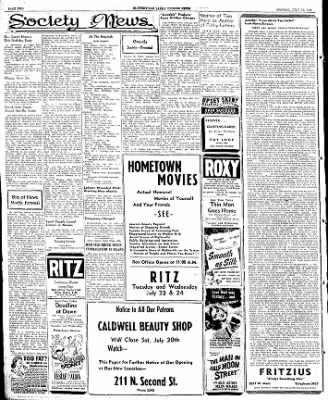 The Courier News from Blytheville, Arkansas on July 22, 1946 · Page 2
