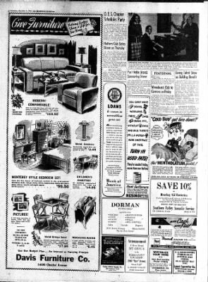 The Bakersfield Californian from Bakersfield, California on December 11, 1946 · Page 6