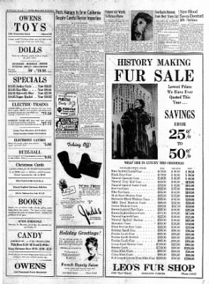 The Bakersfield Californian from Bakersfield, California on December 11, 1946 · Page 10