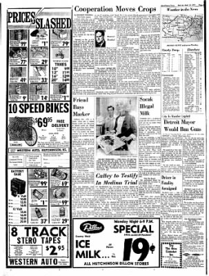 The Hutchinson News from Hutchinson, Kansas on September 13, 1971 · Page 2