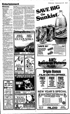 The Salina Journal from Salina, Kansas on January 1, 1986 · Page 22