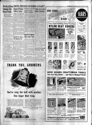 The Bakersfield Californian from Bakersfield, California on December 11, 1946 · Page 15