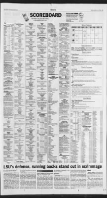 The Times from Shreveport, Louisiana on March 14, 2008 · Page 25
