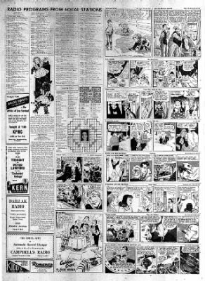 The Bakersfield Californian from Bakersfield, California on December 11, 1946 · Page 20
