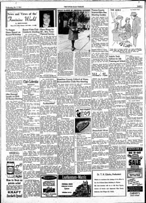 The Tipton Daily Tribune from Tipton, Indiana on October 7, 1964 · Page 3
