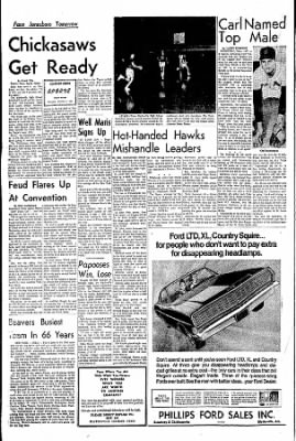 The Courier News from Blytheville, Arkansas on January 11, 1968 · Page 8