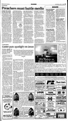 The Salina Journal from Salina, Kansas on April 7, 2001 · Page 31