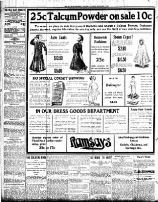 Iola Daily Register And Evening News from Iola, Kansas on September 9, 1908 · Page 4