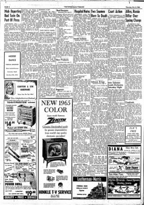 The Tipton Daily Tribune from Tipton, Indiana on October 8, 1964 · Page 8
