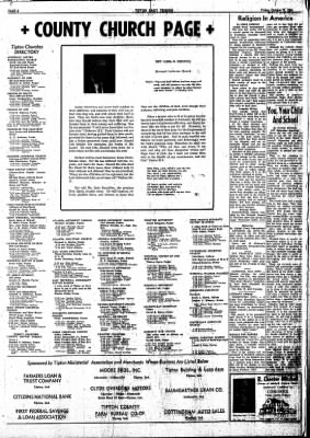The Tipton Daily Tribune from Tipton, Indiana on October 9, 1964 · Page 4