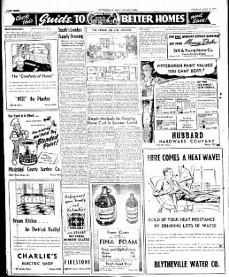 The Courier News from Blytheville, Arkansas on June 17, 1947 · Page 5