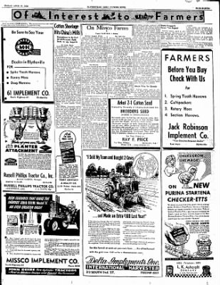 The Courier News from Blytheville, Arkansas on April 21, 1950 · Page 11