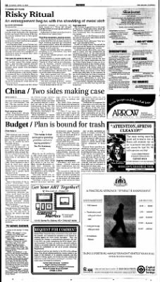 The Salina Journal from Salina, Kansas on April 8, 2001 · Page 2