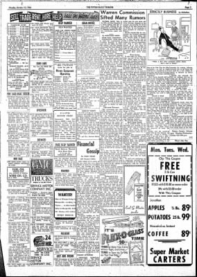 The Tipton Daily Tribune from Tipton, Indiana on October 12, 1964 · Page 5