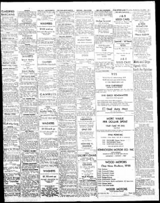 The Daily Inter Lake From Kalispell Montana On September 21 1950