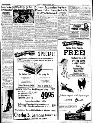 The Courier News from Blytheville, Arkansas on October 4, 1949 · Page 29