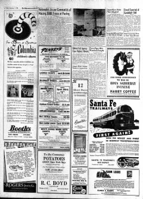 The Bakersfield Californian from Bakersfield, California on December 13, 1946 · Page 2