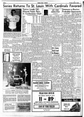 The Tipton Daily Tribune from Tipton, Indiana on October 13, 1964 · Page 4