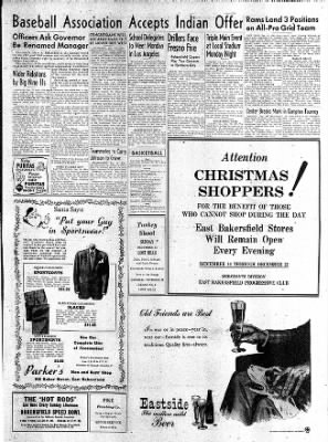 The Bakersfield Californian from Bakersfield, California on December 13, 1946 · Page 13