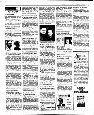 The Salina Journal from Salina, Kansas on May 18, 1995 · Page 23
