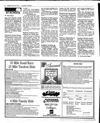 The Salina Journal from Salina, Kansas on May 18, 1995 · Page 26