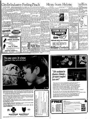 The Hutchinson News from Hutchinson, Kansas on September 14, 1971 · Page 7