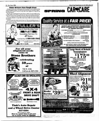 The Salina Journal from Salina, Kansas on May 18, 1995 · Page 30