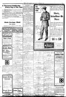 Iola Daily Register And Evening News from Iola, Kansas on September 18, 1908 · Page 5