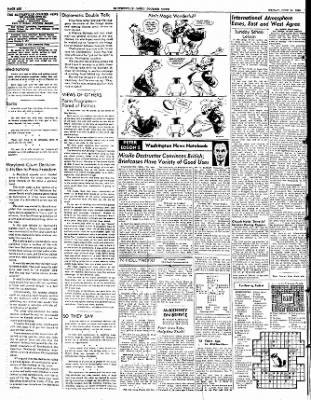 The Courier News from Blytheville, Arkansas on June 24, 1949 · Page 6