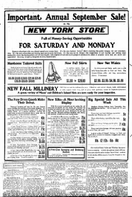 Iola Daily Register And Evening News from Iola, Kansas on September 18, 1908 · Page 8