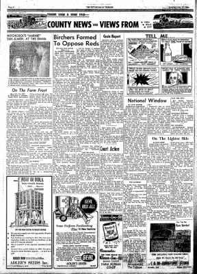 The Tipton Daily Tribune from Tipton, Indiana on October 17, 1964 · Page 2