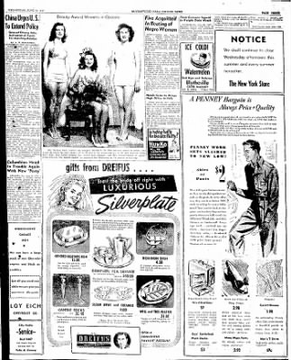 The Courier News from Blytheville, Arkansas on June 18, 1947 · Page 2