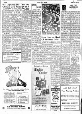 The Tipton Daily Tribune from Tipton, Indiana on October 19, 1964 · Page 4