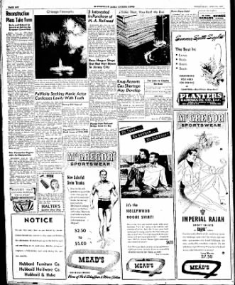 The Courier News from Blytheville, Arkansas on June 18, 1947 · Page 4