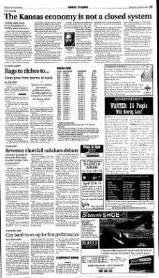 The Salina Journal from Salina, Kansas on April 9, 2001 · Page 3