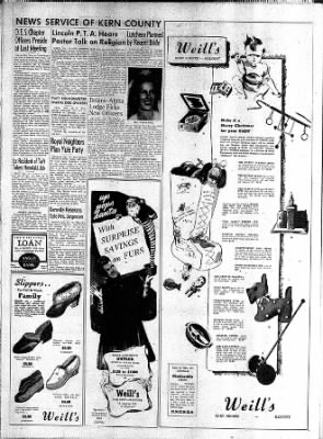 The Bakersfield Californian from Bakersfield, California on December 16, 1946 · Page 12