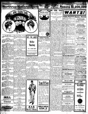 Iola Daily Register And Evening News from Iola, Kansas on September 24, 1908 · Page 2