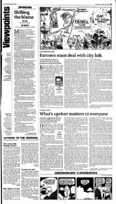 The Salina Journal from Salina, Kansas on April 9, 2001 · Page 7