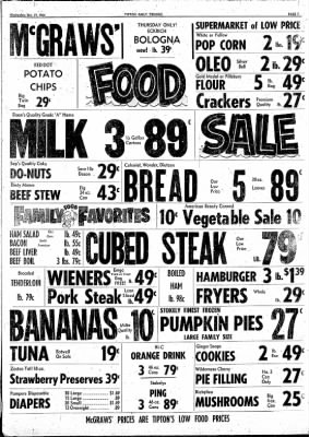 The Tipton Daily Tribune from Tipton, Indiana on October 21, 1964 · Page 7