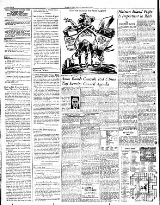 The Courier News from Blytheville, Arkansas on April 22, 1950 · Page 4