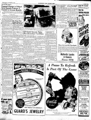The Courier News from Blytheville, Arkansas on October 5, 1949 · Page 5
