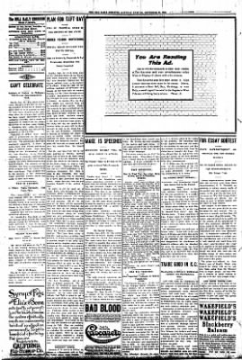 Iola Daily Register And Evening News from Iola, Kansas on September 26, 1908 · Page 4